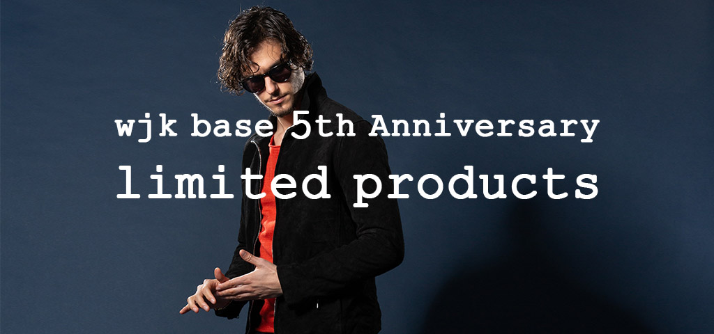 wjk base 5th Anniversary